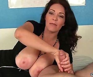 ct-Super big-titted milf jacks you offHD
